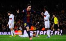 Incroyable Barça...