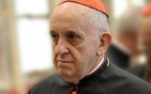 Vatican: l'Argentin Bergoglio élu pape