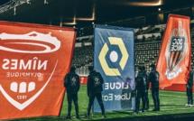 Ligue 1: Nîmes vs Lorient reporté