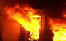 Les affres des flammes continuent, encore une classe  incendiée à l'école privée Saint Charles de Kolda