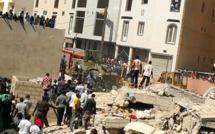 Protection civile : plus d'une vingtaine de bâtiments démolis à Dakar