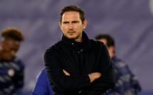 Officiel ! Chelsea vire son entraîneur Frank Lampard