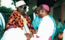 Le Cardinal Sarr présente ses condoléances à la famille de feu Bassirou Diagne
