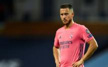 Real Madrid: Éden Hasard s'est encore blessé à nouveau