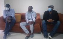 Khalifa Sall et Barthélémy Dias présentement chez Ousmane Sonko