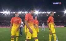 Barcelone se plaint auprès de l'UEFA
