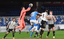 22e journée Serie A: Naples remporte face à la Juventus (1-0)