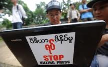 Birmanie : cinq journalistes arrêtés après des tirs des soldats sur les manifestants