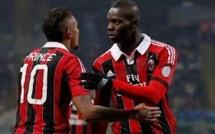 Pour ses insultes envers l'arbitre, Balotelli prend trois matches