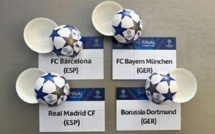 1/2 finales C1: Allemagne vs Espagne