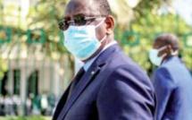 """Macky Sall : """"Si on ne prend pas les vaccins, je vais les donner à d'autres pays africains qui en ont besoin"""""""