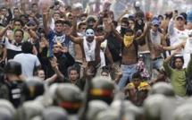 Venezuela: manifestations contre l'élection de Nicolas Maduro