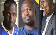 Guy Marius Sagna, Assane Diouf et Clédor Sène, à nouveau face au juge ce vendredi
