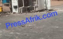 Direct à Pikine & Guédiawaye: Des scènes de pillages et de violence indescriptibles