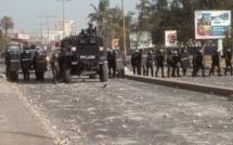 Affaire Ousmane Sonko - Direct UCAD: Le gendarmerie en renfort, la situation toujours très tendue