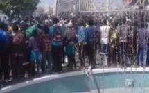 Saint-Louis : les élèves affrontent les forces de l'ordre sur le pont Faidherbe