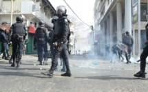 Direct-Manifestations à Dakar : Barthémy Dias et Khalifa Sall en route vers l'Assemblée nationale