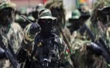 Manifestations de ce lundi : l'armée nationale en renfort à Dakar (Images)