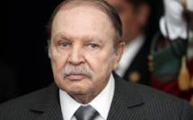 Algérie : le président Bouteflika rassure ses concitoyens sur son état de santé
