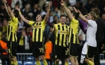 "Dortmund: ""On mérite d'aller à Wembley"""