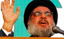 Liban : Nasrallah évoque une possible intervention directe de l'Iran et du Hezbollah en Syrie
