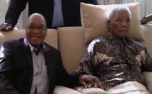Afrique du Sud : malaise après la diffusion des images de Nelson Mandela