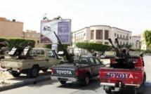 Libye : les miliciens se retirent partiellement des ministères assiégés