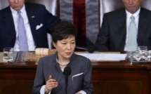 La présidente de Corée du Sud réaffirme, devant le Congrès américain, sa fermeté face à Pyongyang