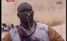 Lutte : Moussa Dioum freine Ameth Dème et rebondit