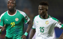 CAN 2022: Mbaye Diagne et Krépin Diatta incertains contre l'Eswatini mardi
