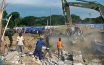 Rwanda: six morts dans l'effondrement d'un immeuble en construction