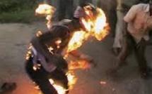 Drame à l'Unité 01 des Parcelles Assainies : un jeune de 24 ans s'immole par le feu