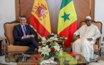 Macky Sall et le Premier ministre espagnol signent 7 accords pour intensifier les relations multilatérales