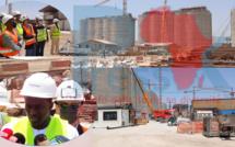 Visite de chantier : le projet Grand Tortue Ahmeyim emploi plus de 1.700 emplois directs (Aboubacar Sédikh Bèye)