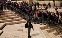 Israël: la police rouvre l'accès aux abords de Jérusalem-Est, après les violences