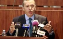 Erdogan veut renforcer les liens économiques de la Turquie avec l'Algérie