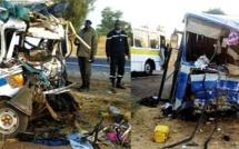 Touba : 5 morts sur la route du Kazu Rajab