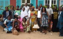 Pour stabiliser et sécuriser l'Afrique de l'Ouest, des formateurs  maliens, ivoiriens et guinéens en instruction à Dakar