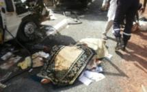 Dernière minute-Bambey : 3 personnes d'une même famille périssent dans un accident