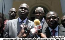 Mairie de Dakar et dettes : Khalifa Sall refuse de suivre Pape Diop