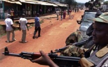 RCA: incident entre des éléments de la Seleka