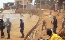 Guinée: le coût économique de la crise