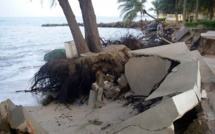 #TourismeCasamance - Les belles plages de Kafountine menacées de disparition à cause de l'érosion côtière