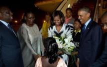 Accueil de Barack Obama : la sobriété était au rendez-vous