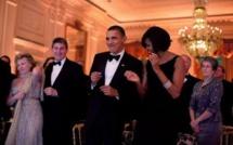 Sénégal : le séjour de Barack Obama s'est clos par la danse