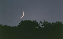 Ramadan 2013 : le croissant lunaire scruté ce soir