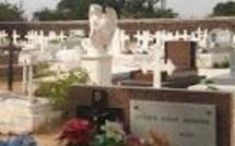 Cimetière Saint-Lazare de Béthanie : le profanateur de tombes arrêté