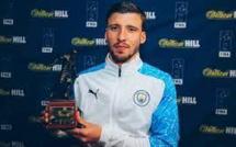 Premier League: Ruben Dias élu joueur de l'année