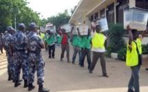 Législatives au Togo: l'opposition en ordre de bataille