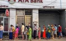 En Birmanie, la situation humanitaire s'aggrave alors que l'économie reste paralysée